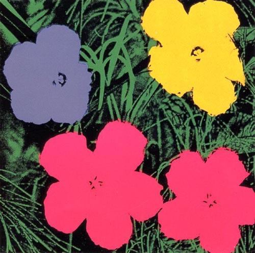 Flowers, 1970 - Andy Warhol