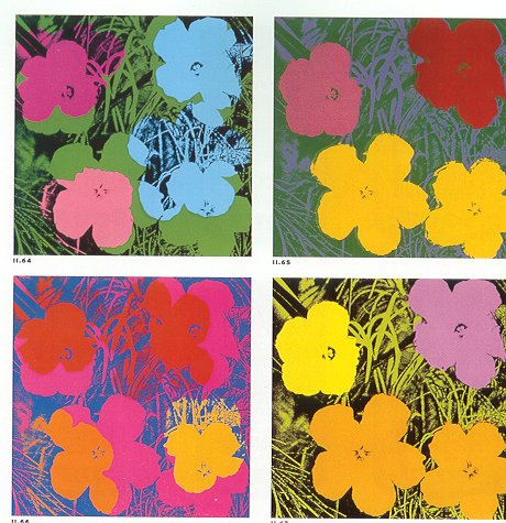Flowers - Andy Warhol