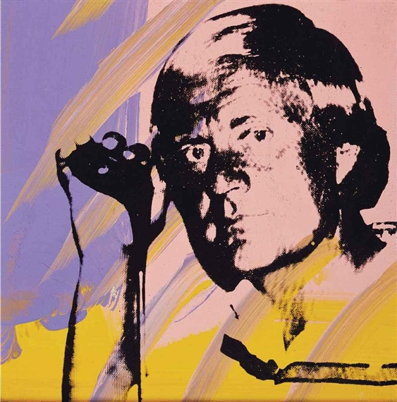 Jack Nicklaus, 1978 - Энди Уорхол