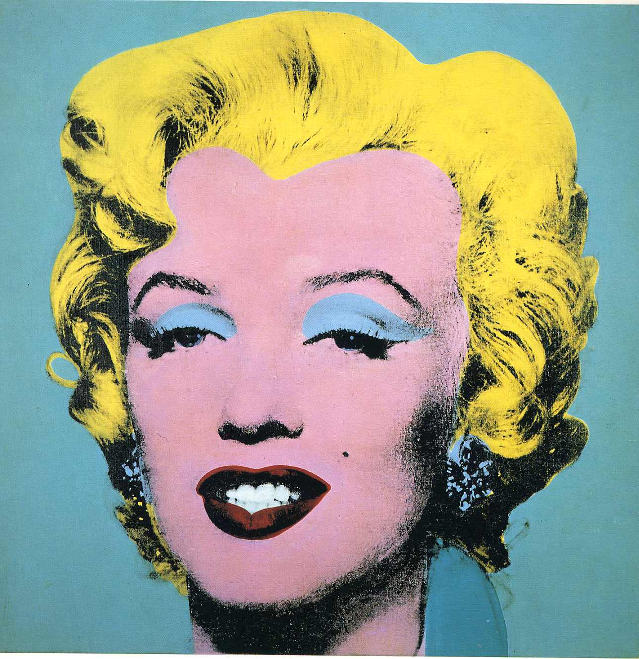 Préférence Marilyn, 1964 - Andy Warhol - WikiArt.org ZK74
