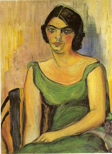 Fernanda de Castro, 1922 - Anita Malfatti