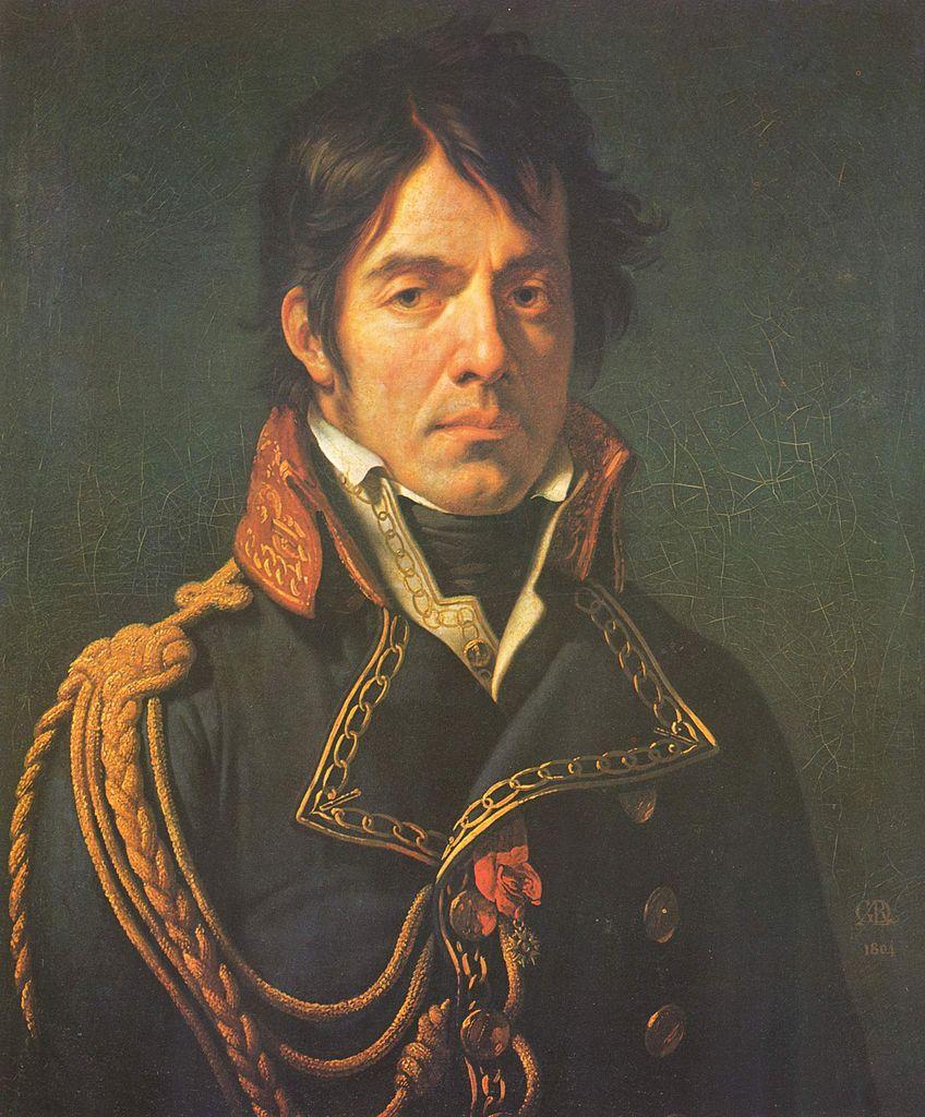Le baron jean dominique larrey 1804 anne louis girodet - Inmobiliaria baron y baron ...