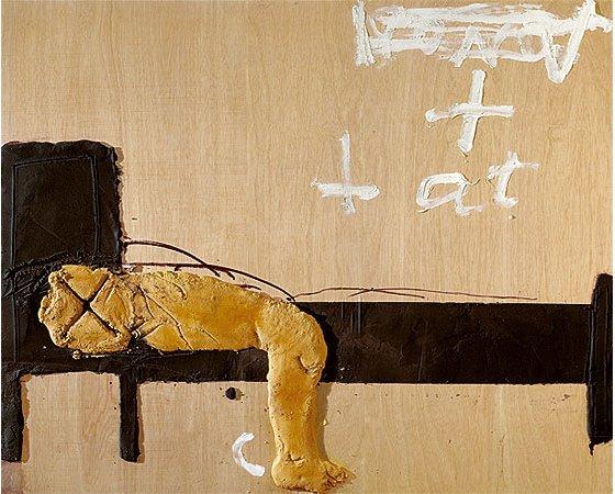 Lit and bed, 2006 - Antoni Tapies