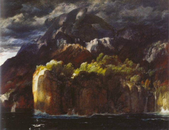Prometheus, 1883 - Arnold Böcklin