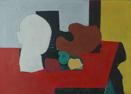 Still Life (Red and Yellow), 1930 - Arshile Gorky