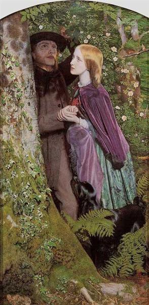 The Long Engagement, 1859 - Артур Г'юз