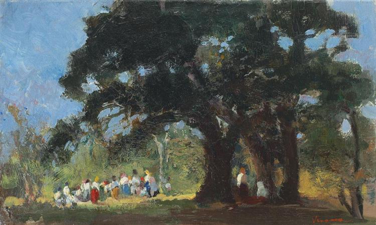 Field Festivity - Arthur Verona