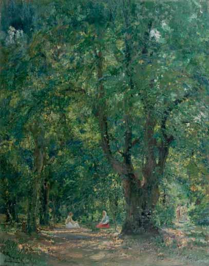 In the Hertza Forest, 1897 - Arthur Garguromin-Verona