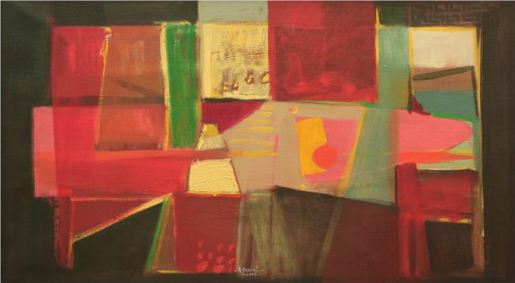 Untitled, 2002 - Artin Demirci