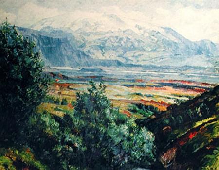Mt. Hekla, 1927 - Asgrimur Jonsson
