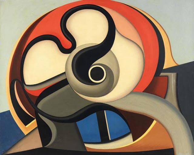 Untitled, 1931 - Auguste Herbin