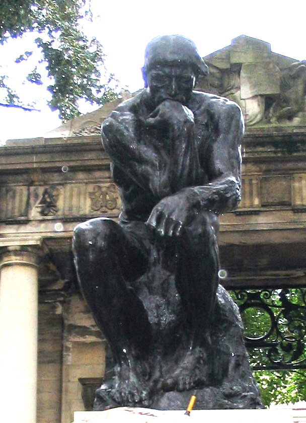 The Thinker, 1902