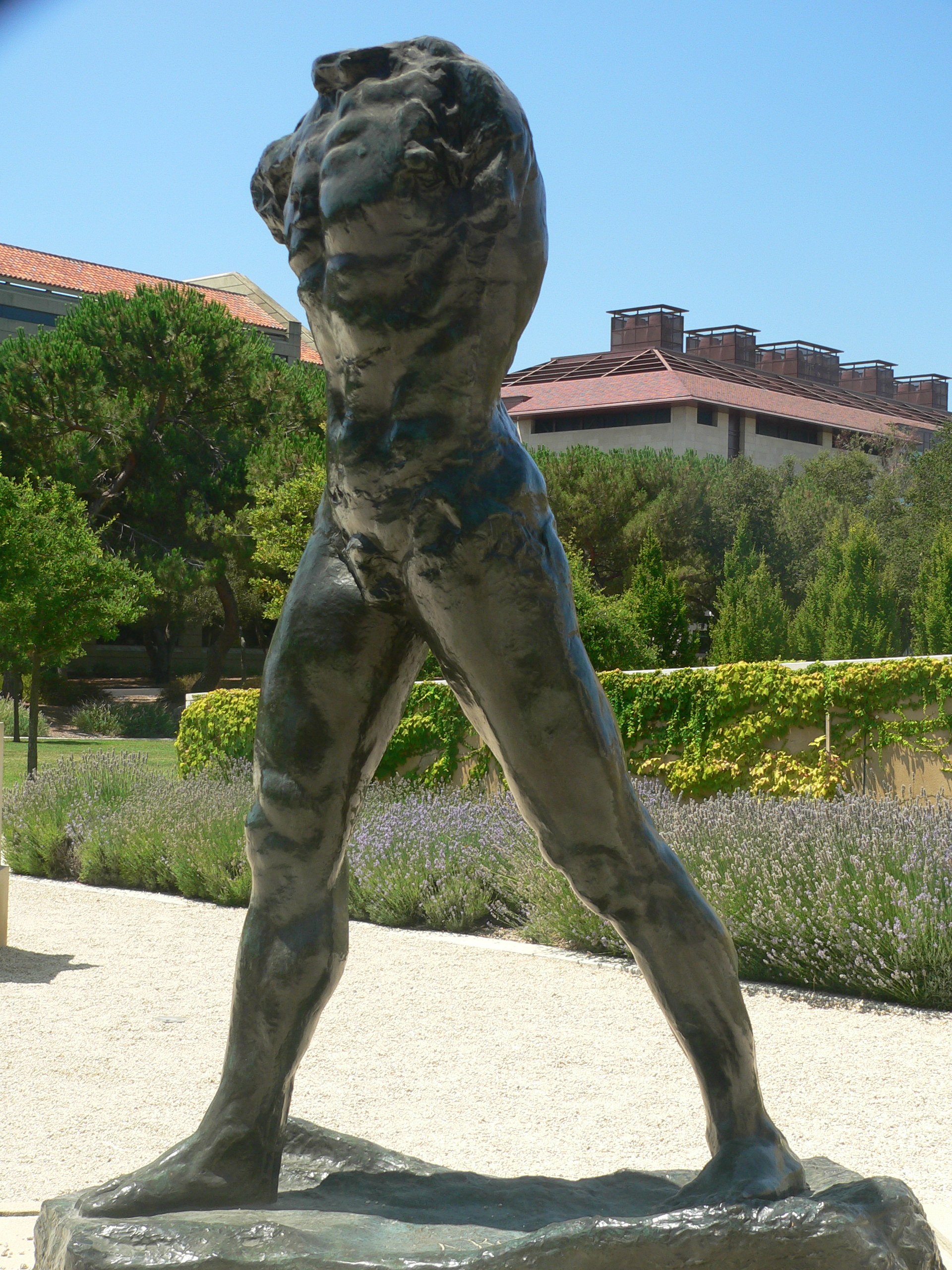 Walking Man, 1899-1900