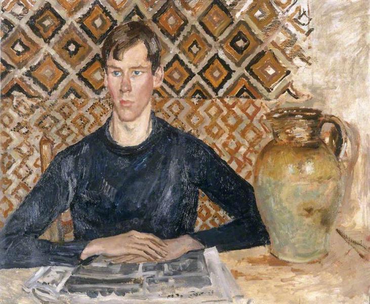 Edwin John, 1927 - Augustus John