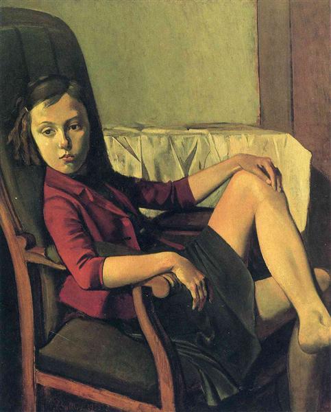 Thérèse, 1938 - Balthus