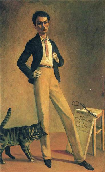 The King of Cats, 1935 - Balthus