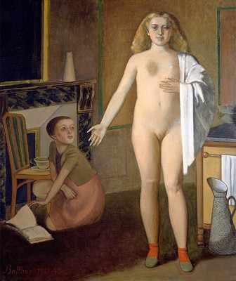 The Room, 1948 - Balthus