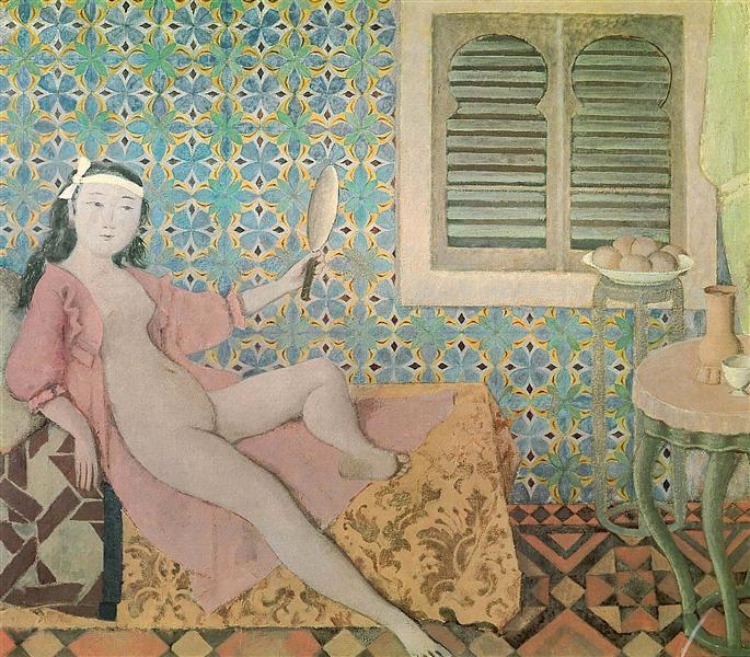 The Turkish Room, 1963 - Balthus