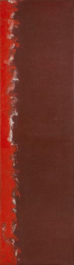 Untitled 3, 1949 - Barnett Newman
