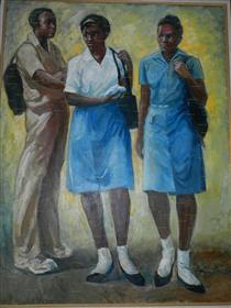 After School - Barrington Watson