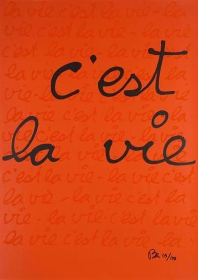 C'est la vie - Ben