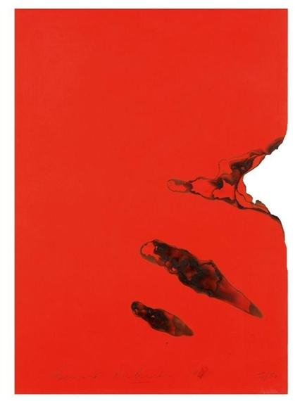 Untitled, 1971 - Bernard Aubertin