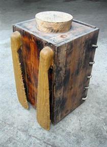 Winged Box 2 - Bill Woodrow
