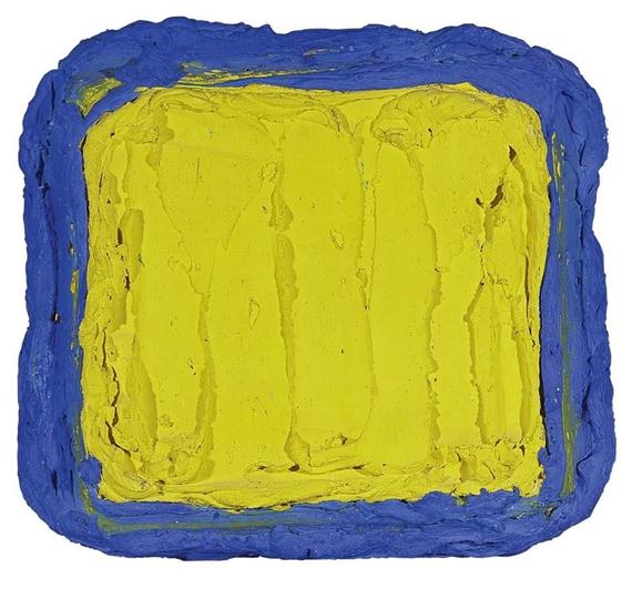 Geelblauw - Bram Bogart