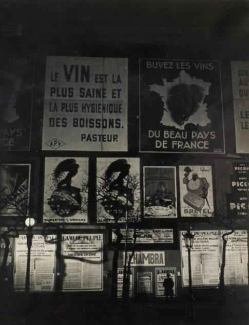 Sans titre (Le Vin est la plus saine), 1932