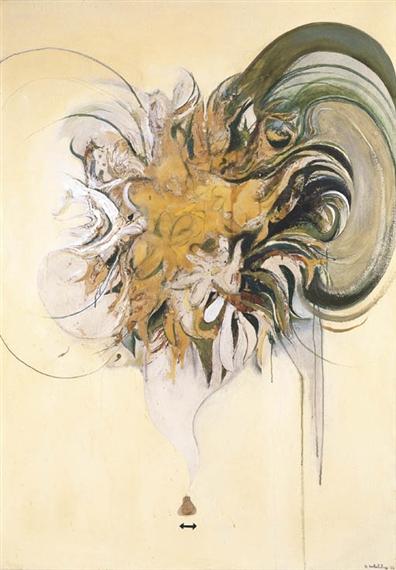Listening to Nature, 1964 - Brett Whiteley