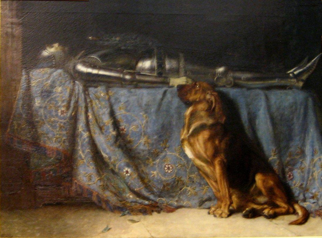Requiescat, 1888
