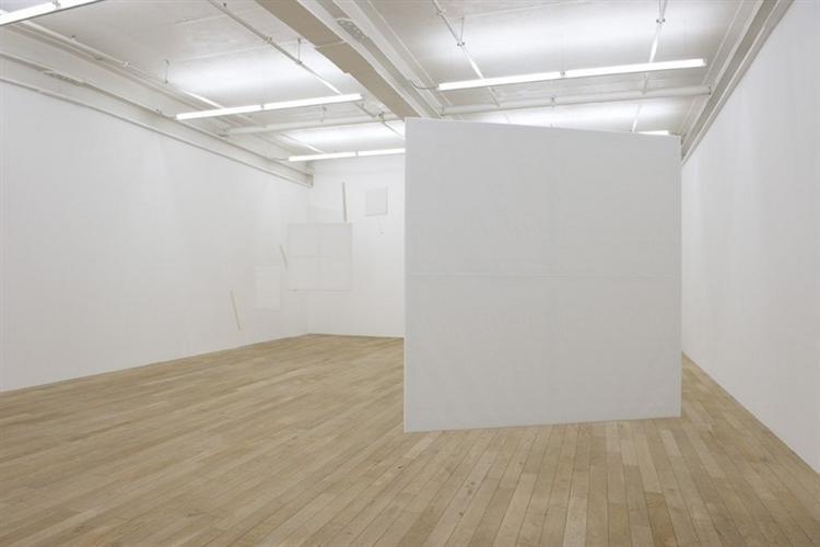 Installation view - Bruno Jakob