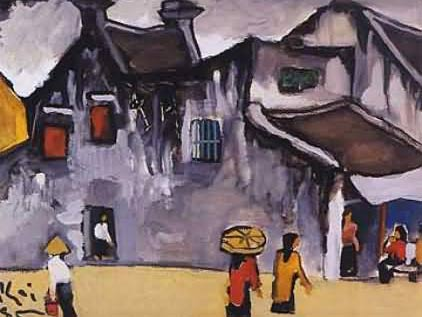 unknown title - Bui Xuan Phai