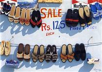 Shoe Sale - Burhan Cahit Doğançay
