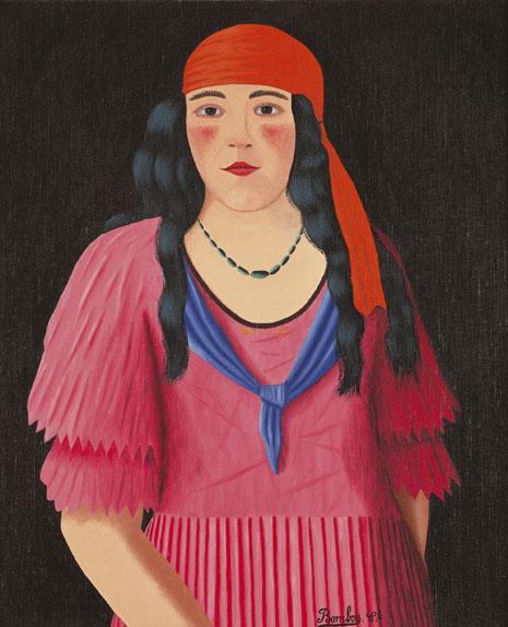 La gitana, 1935 - Camille Bombois