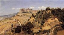 Voltarra the Citadel - Camille Corot
