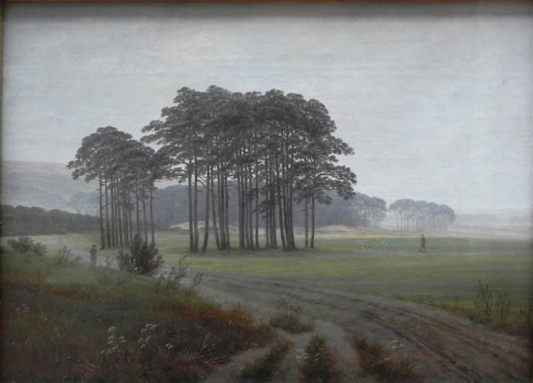 Day, c.1821 - Caspar David Friedrich