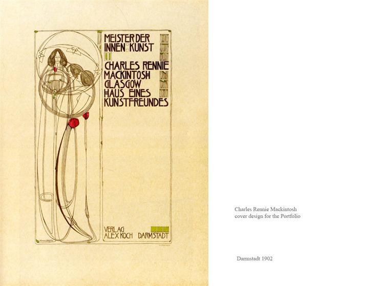 Cover design - Charles Rennie Mackintosh
