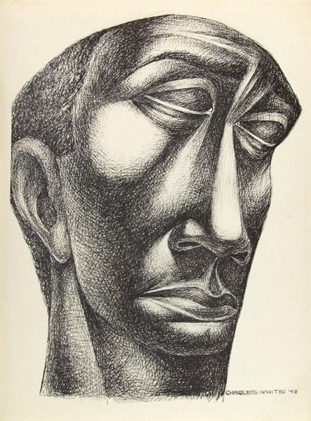 Negro: U.S.A., 1949 - Charles Wilbert White