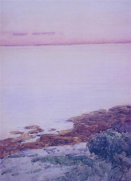 Isles of Shoals - Childe Hassam