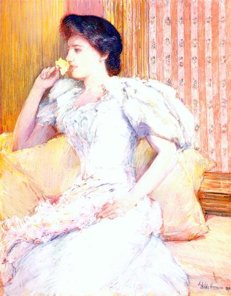Lillie, 1898 - Childe Hassam