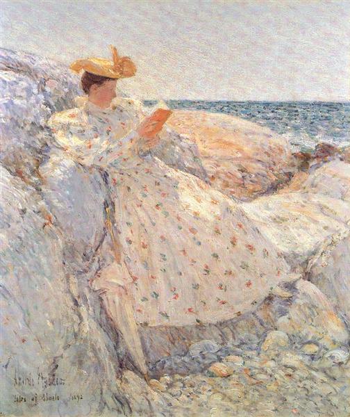 Summer Sunlight, 1892 - Childe Hassam