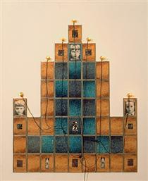 Monument Arabe - Christian Boltanski