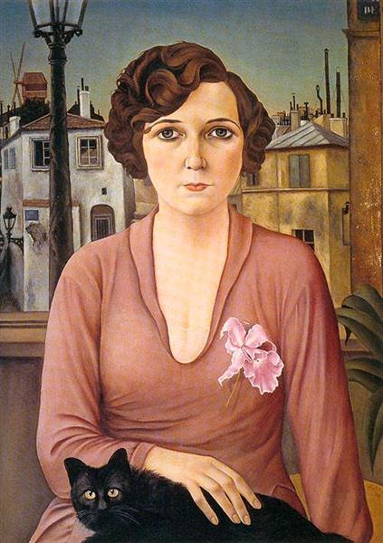 Marcella, 1926 - Christian Schad