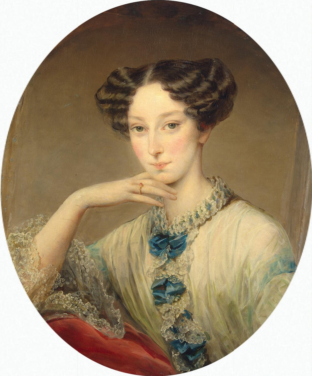 Portrait of Grand Duchess Maria Alexandrovna