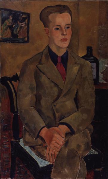 Constant Lambert, 1926 - Christopher Wood