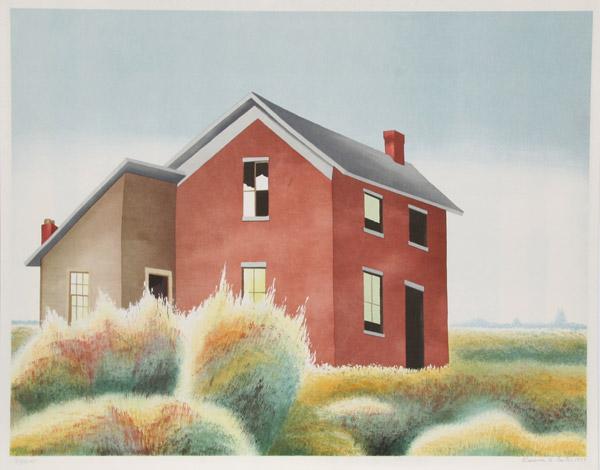 Homestead, 1979 - Clarence Holbrook Carter