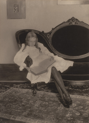 Miss Grace, 1898 - Clarence White