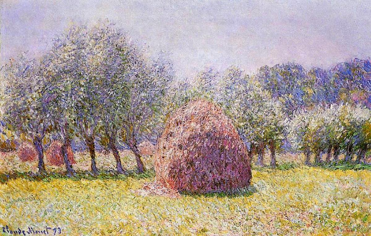 Haystack, 1865