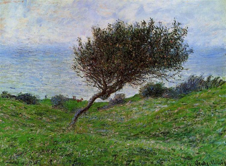 On the Coast at Trouville, 1881 - Claude Monet